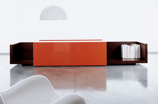 Piero Lissoni Roll Container
