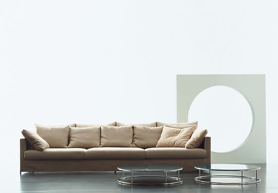 Piero Lissoni Box Lounge Sofa