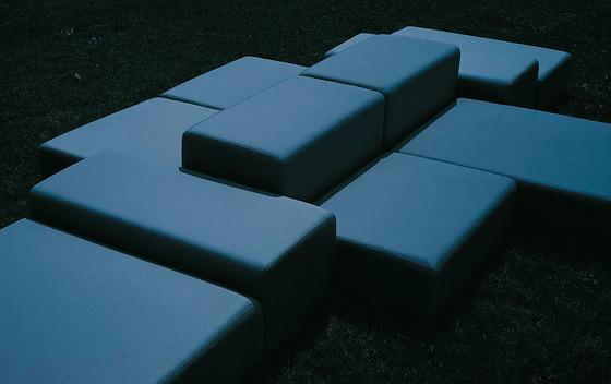 Piero Lissoni Extra Wall Out Sofa
