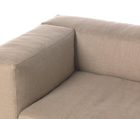 Piero Lissoni Ile Club Seating Collection
