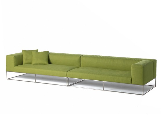 Piero Lissoni Ile Club Seating Collection