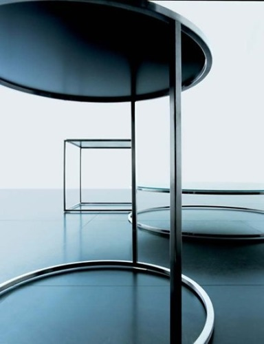 Piero Lissoni Ile Table Collection