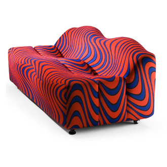 Pierre Paulin ABCD Sofa
