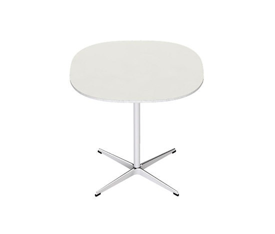 Piet Hein Eek and Arne Jacobsen 4-star Pedestal Base Series
