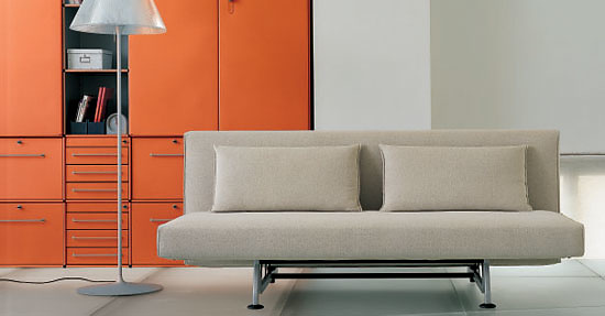 Pietro Arosio Sliding Sofa-bed