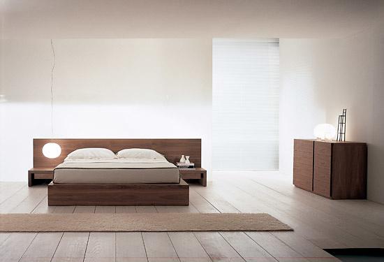 Pininfarina Como Bed