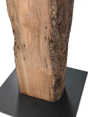 Pinuccio Sciola L'anima Del Legno, L'anima Della Pietra Sculpture