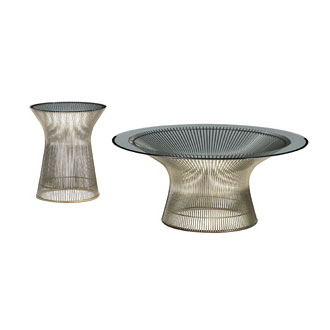 Bertoia Coffee Table - Bertoia coffee table