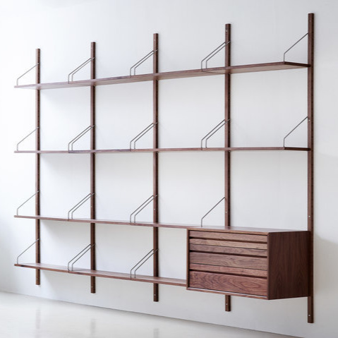 Poul Cadovius Royal System® Shelf