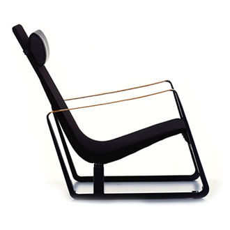 Jean Prouvé Cité Lounge Chair