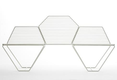 Przemyslaw Mac Stopa Hexagon Bench