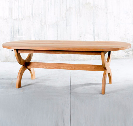 QoWood Loop Table