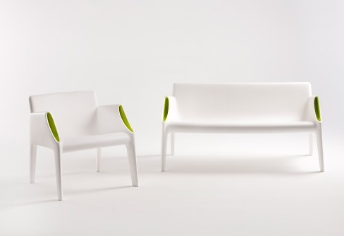 Eugeni Quitllet and Philippe Starck Magic Hole Outdoor Collection