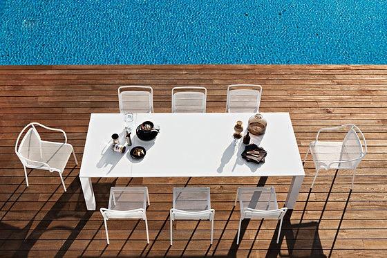 R & S Varaschin Dolmen Dining Table