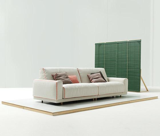With contemporary outdoor patio of black chairs also white seat - Rafa Garc 237 A Tecno Sofa