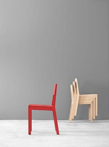 Rafael Moneo Lesu Chair