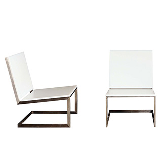 Ramon Esteve Armchair Low Luna Chair
