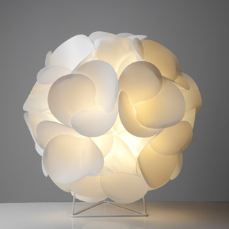 Raoul Raba Radiolaire Lamp