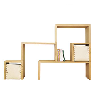 Rasmus Kjær Add-on Shelving System