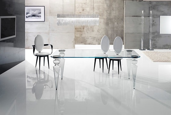 Reflex and Riccardo Lucatello Gran Canal Table