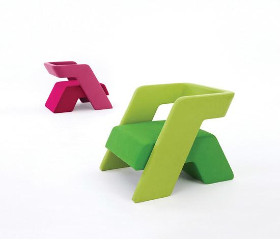 Richard Shemtov Rebel Sofa and Chair