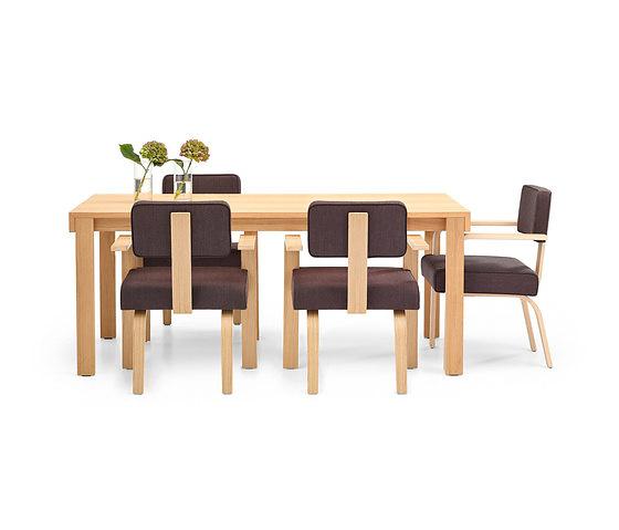 Richard Neutra Dining Wood Armchair