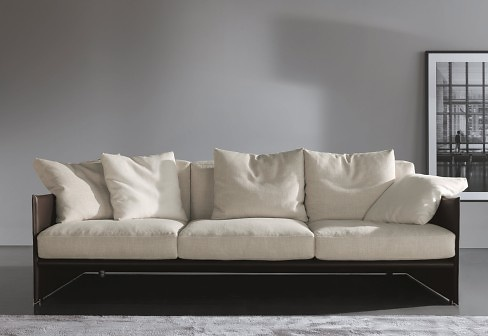 Rodolfo Dordoni Luggage Sofa