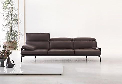 Rodolfo Dordoni Sled Sofa