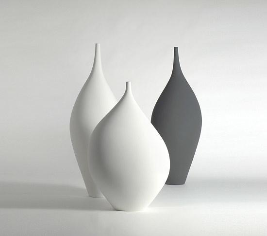 Rosaria Rattin Soffio Vases