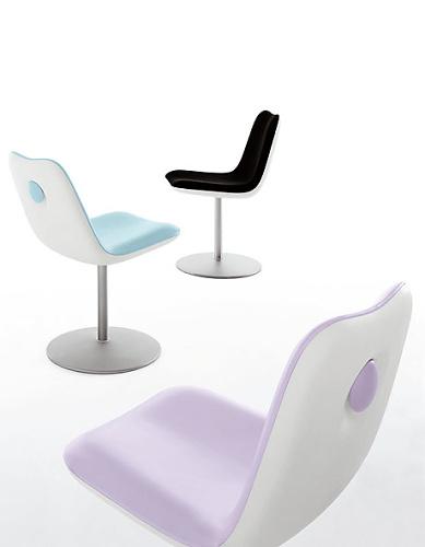 Ruggero Magrini and Monica Graffeo Boum Chair