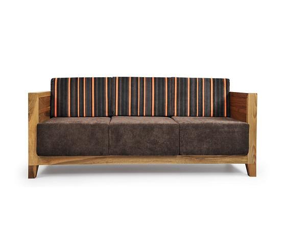 Rukotvorine Design Team Barcode Sofa
