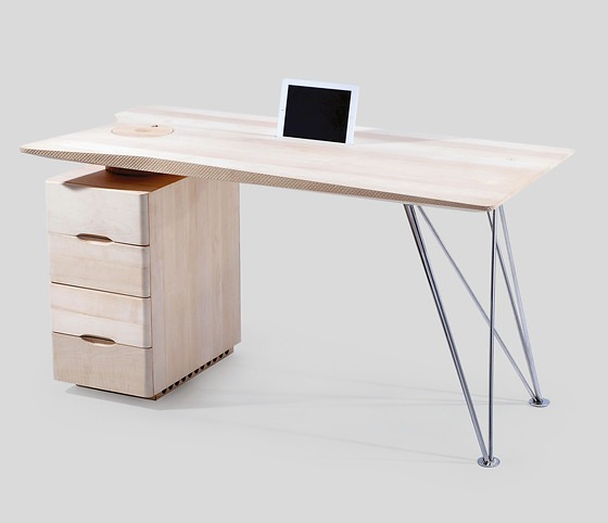 Salih Teskeredzic Iwave Writing Desk