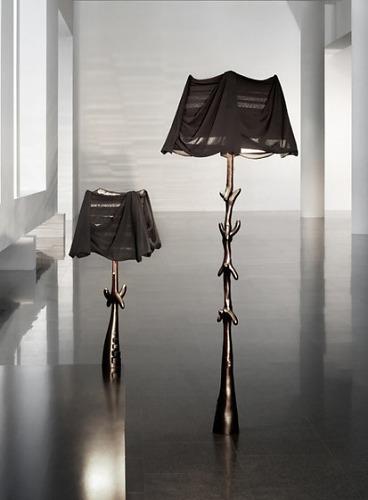 Salvador Dali Black Label Lamp