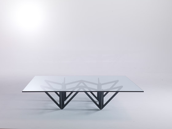 W. Mandelli and W. Selva Origami Coffee Table
