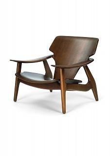 Sergio Rodrigues Diz Chair