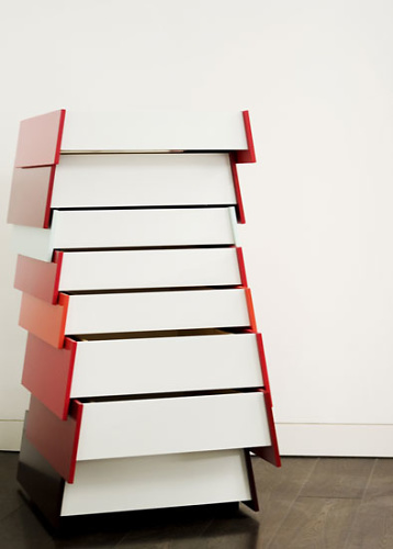 Shay Alkalay Stack Chest of Drawers