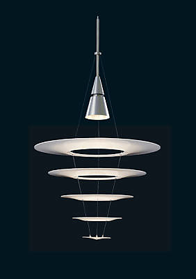 Shoichi Uchiyama Enigma Lamp