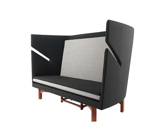 Shuwa Tei / Intentionallies Open Privacy Seating Collection