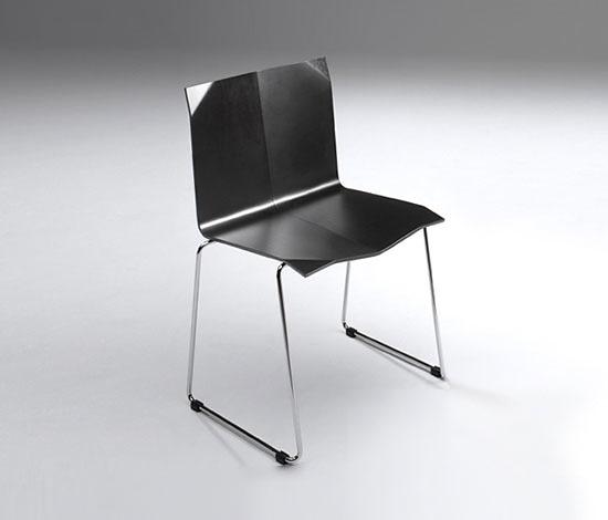 Sigurdur Gustafsson Origami Chair