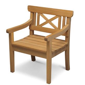 Skagerak Denmark Drachmann Chair