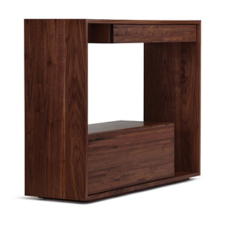Skram Lineground 2-drawer Console - Entry Table