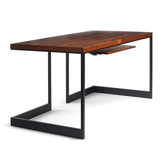 Skram Wishbone Slab Top Desk