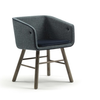 Skrivo Collar Chair