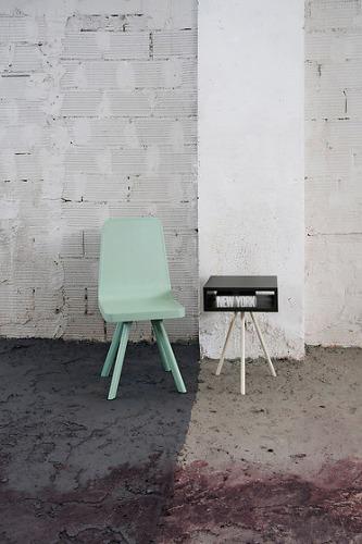Sotiris Lazou Vintme 010 Side Table