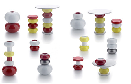 Sottsass Associati Faituttotu Collection