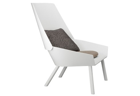 Stefan Diez EC03 Eugene Lounge Chair