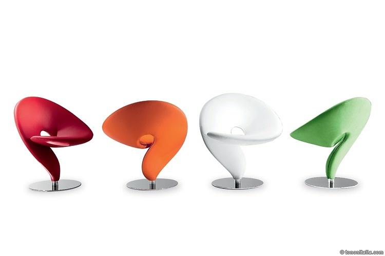 Stefan Heiliger Question Mark Chair