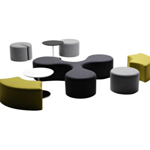 Stefano Bigi Molecule Seating System
