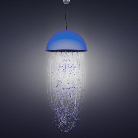 Stella Cadente Medusa Lamp