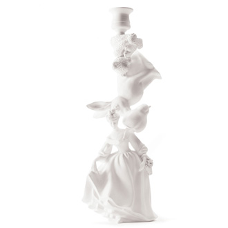 Stephen Johnson Wonderland Candle Holder